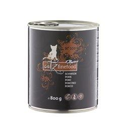 Catz finefood Purrrr No. 109 wieprzowina 800g