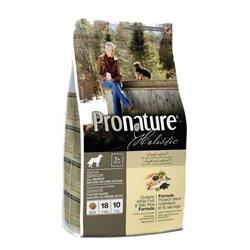 Pronature Holistic Dog Senior & Less Active 13,6kg