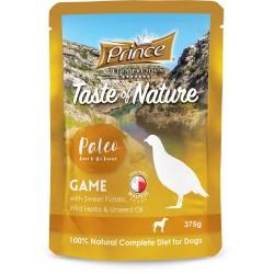 Prince Paleo Saszetka Game & Sweet Potato, Dziczyzna Słodkie ziemniaki 375g