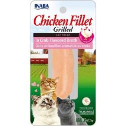 INABA Grilled Chicken -  grilowany Filet z Kurczaka w bulionie Krabowym
