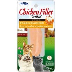 INABA Grilled Chicken -  grilowany Filet z Kurczaka w bulionie drobiowym 25gr