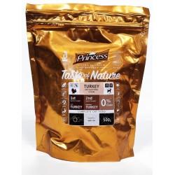 Princess Ultra Premium Taste of Nature Turkey No Grain Single Protein  z mięsem  indyka 500g