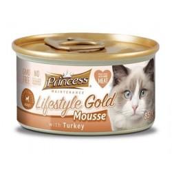 PRINCESS Life Gold Mousse Indyk 85g