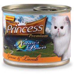 Princess Nature's Power 200g Gęś & Jagnięcina