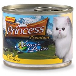 Princess Nature's Power Kurczak 200g