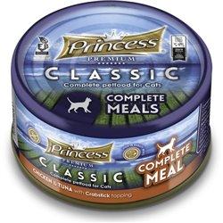 Princess Complete Kurczak Tunczyk Krab 170 gr