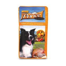 Prince Premium Sasz. Kurczak/Mango/Słodkie zie150g