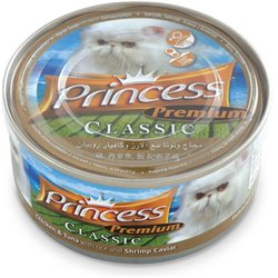 Princess Premium Kurczak Tuńczyk Kawior 170g