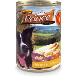 Prince Premium Kurczak Kaczka Mandarynki 400 g